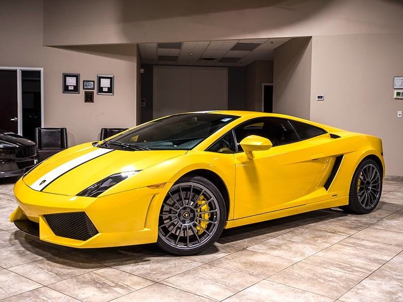 Used 2010 Lamborghini Gallardo Lp550 Valentino Balboni For Sale