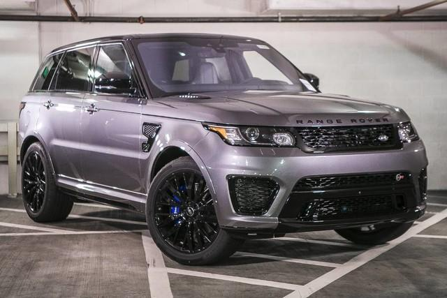 Hornburg Land Rover >> New 2017 Range Rover SVR| For Sale! – Auto-Hype