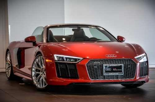 2017 Audi R8 V10 Spyder Quick Review Auto Hype