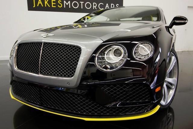 Used 2016 Bentley Continental GT Speed Breitling Jet Team Series ...