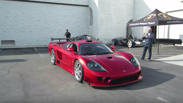 1000 Hp Saleen S7 Twin Turbo Competition Video Auto Hype