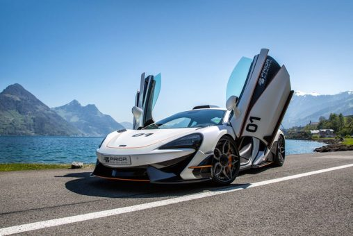 Prior Design McLaren 570S PD1 Aero Kit!