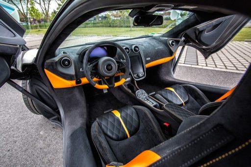Prior Design McLaren 570S PD1 Aero Kit!