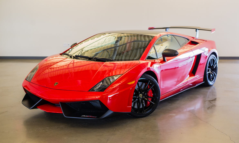 Used 2013 Lamborghini Lp 570 4 Super Trofeo Stradale 134 Of 150