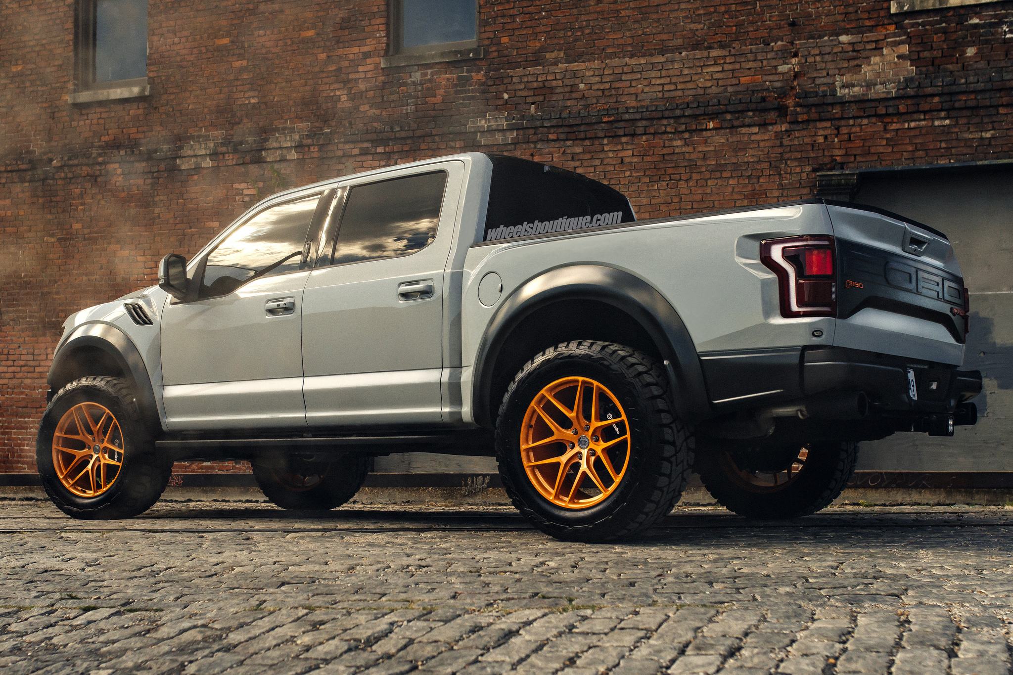 ford raptor  hre wheels auto hype