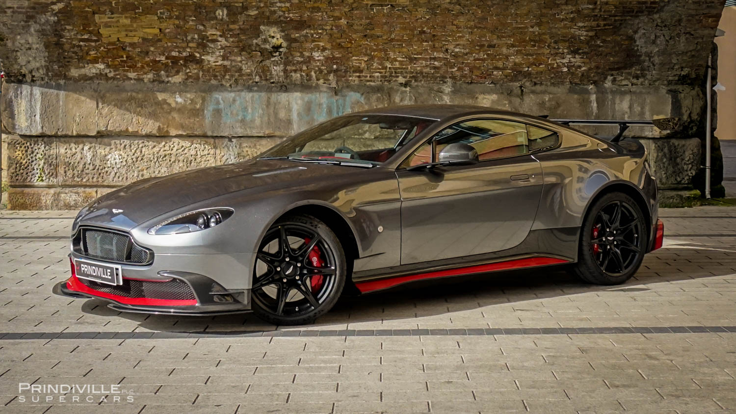 Hellcat Challenger For Sale >> Used Aston Martin Vantage GT8 | For Sale! UK Special! | Auto-Hype
