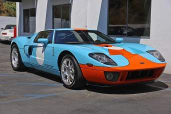 2006 Ford GT Heritage Edition