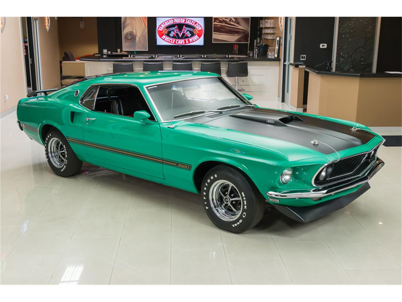 Used 1969 Ford Mustang Mach 1 For Sale Auto Hype
