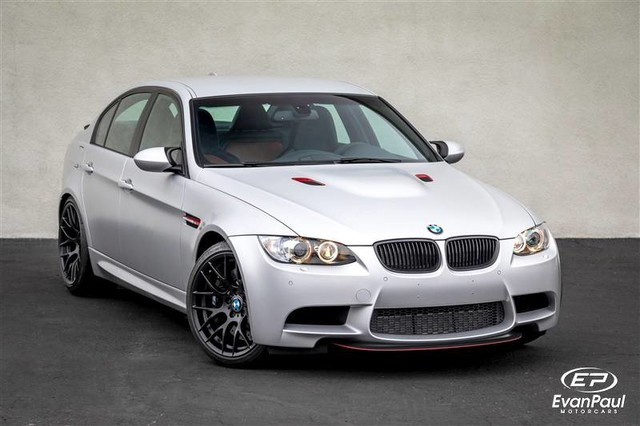 Ultra Rare! 2012 BMW M3 CRT Lightweight Sedan | For Sale! – Auto-Hype
