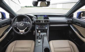 2017 Lexus IS350 F Sport
