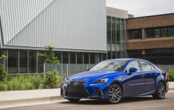 2017 Lexus IS350 F Sport