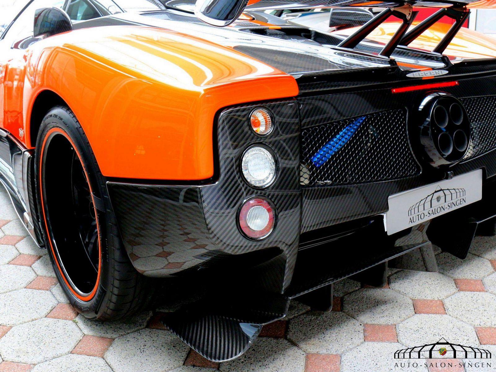 used pagani zonda cinque #3 | for sale! eu special! – auto-hype