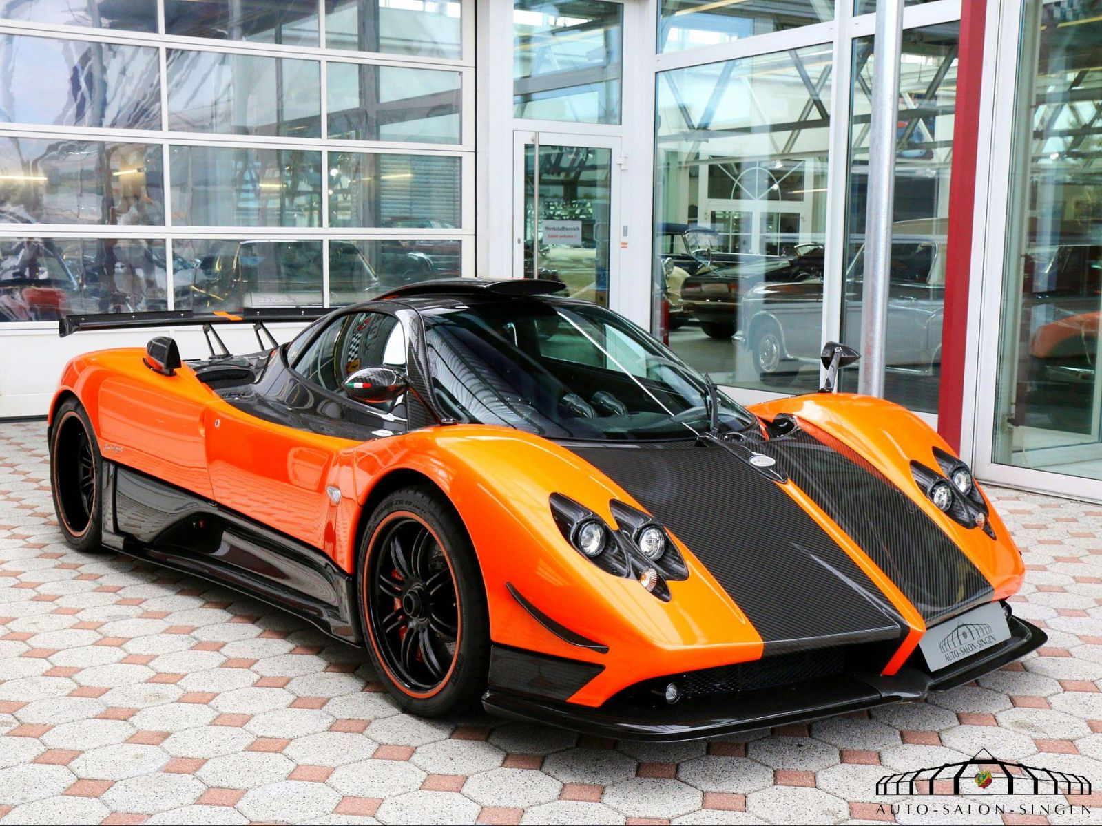 used pagani zonda cinque #3 | for sale! eu special! – auto-hype
