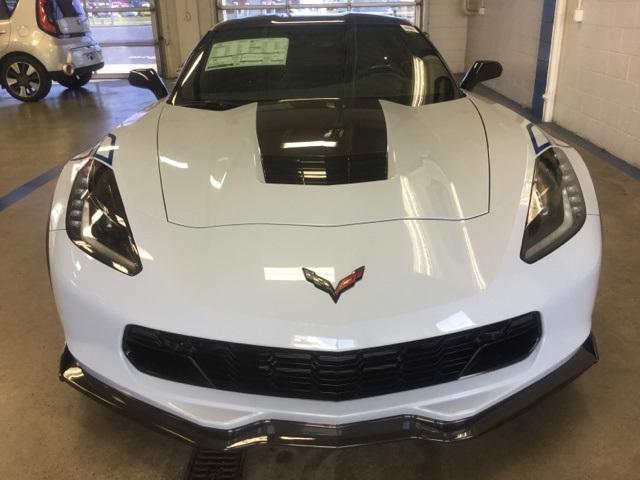2018 Chevrolet Corvette Grand Sport Carbon 65 Edition