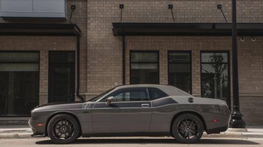 2017 Dodge Challenger T/A 392 Automatic