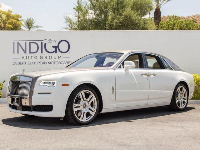 2017 Rolls-Royce Ghost