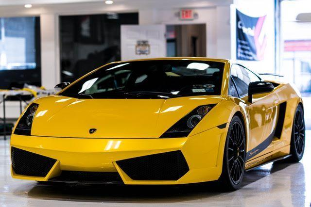 Used 2008 Lamborghini Gallardo Superleggera Twin Turbo For Sale