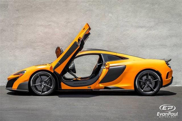 2016 McLaren 675LT