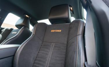 2017 Dodge Charger Daytona 5.7L V-8