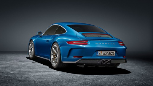 Porsche 911 GT3 Touring Package
