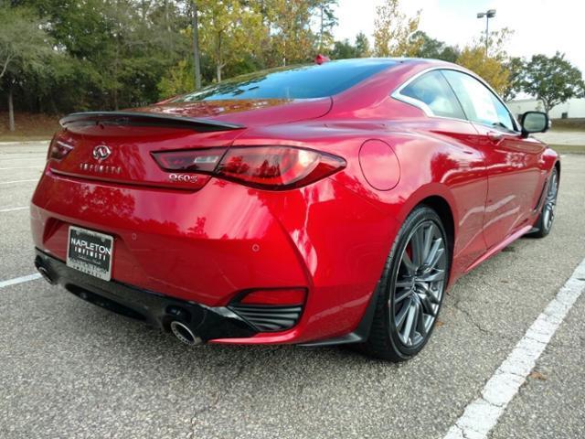2017 INFINITI Q60 3.0t Red Sport 400