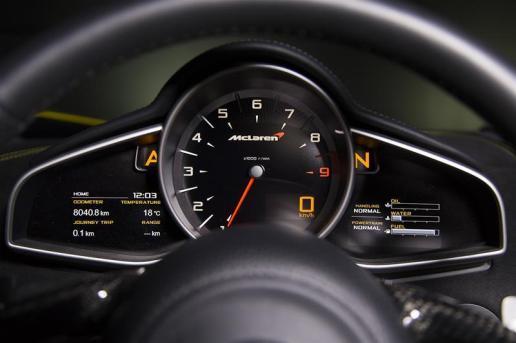 2013 McLaren 12c-Spa F