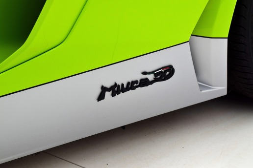 2017 Lamborghini Aventador LP700-4 Miura Homeage Edition