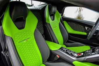 2017 Lamborghini Huracan Spyder LP 580-2