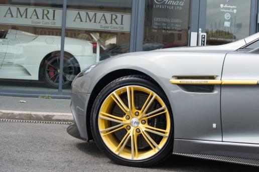 Aston Martin Vanquish V12 Volante 60th Anniversary