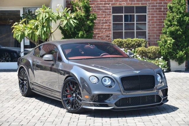 New 2017 Bentley Continental Gt Supersports For Sale Auto Hype
