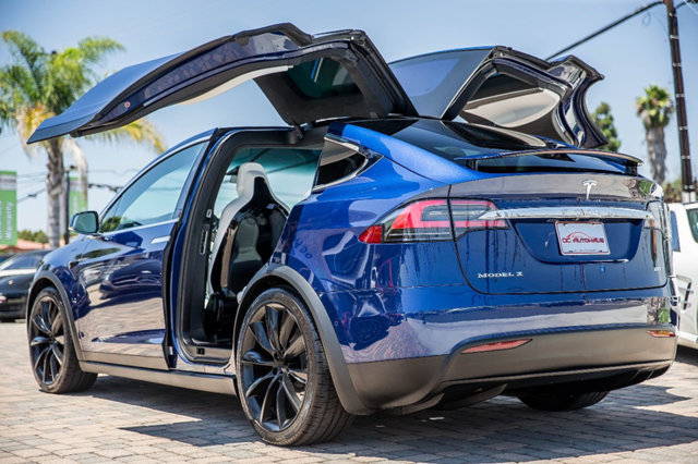Used Tesla Model X For Sale >> Used 2017 Tesla Model X 100d For Sale Auto Hype