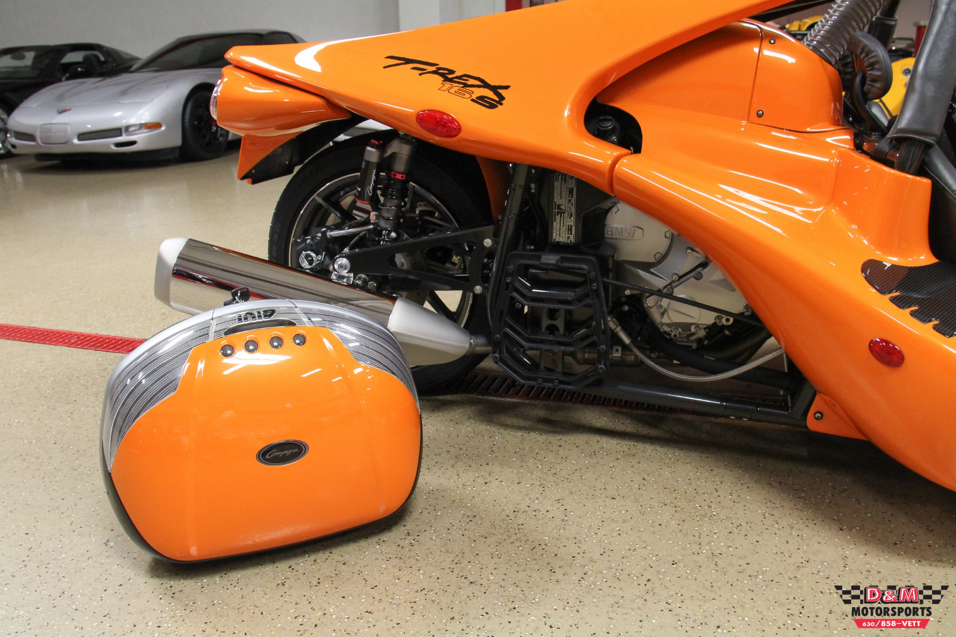 Used 2016 Campagna T Rex 16sp For Sale Auto Hype