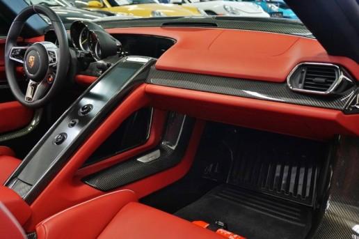 2015 Porsche 918 Spyder WEISSACH