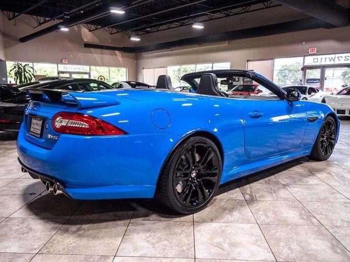 2014 Jaguar XKR-S Convertible
