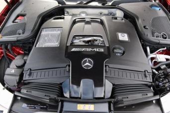 2018 Mercedes-Benz AMG E 63 S