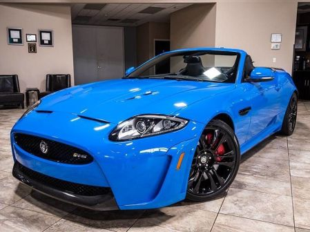 2014 Jaguar XKR-S Convertible