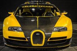 2008 Bugatti Veyron 16.4 Custom Oakley Design