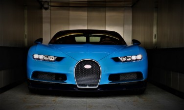 2017 Bugatti Chiron