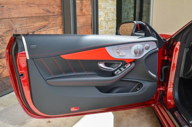 2018 Mercedes-Benz C 63 S AMG Cabriolet
