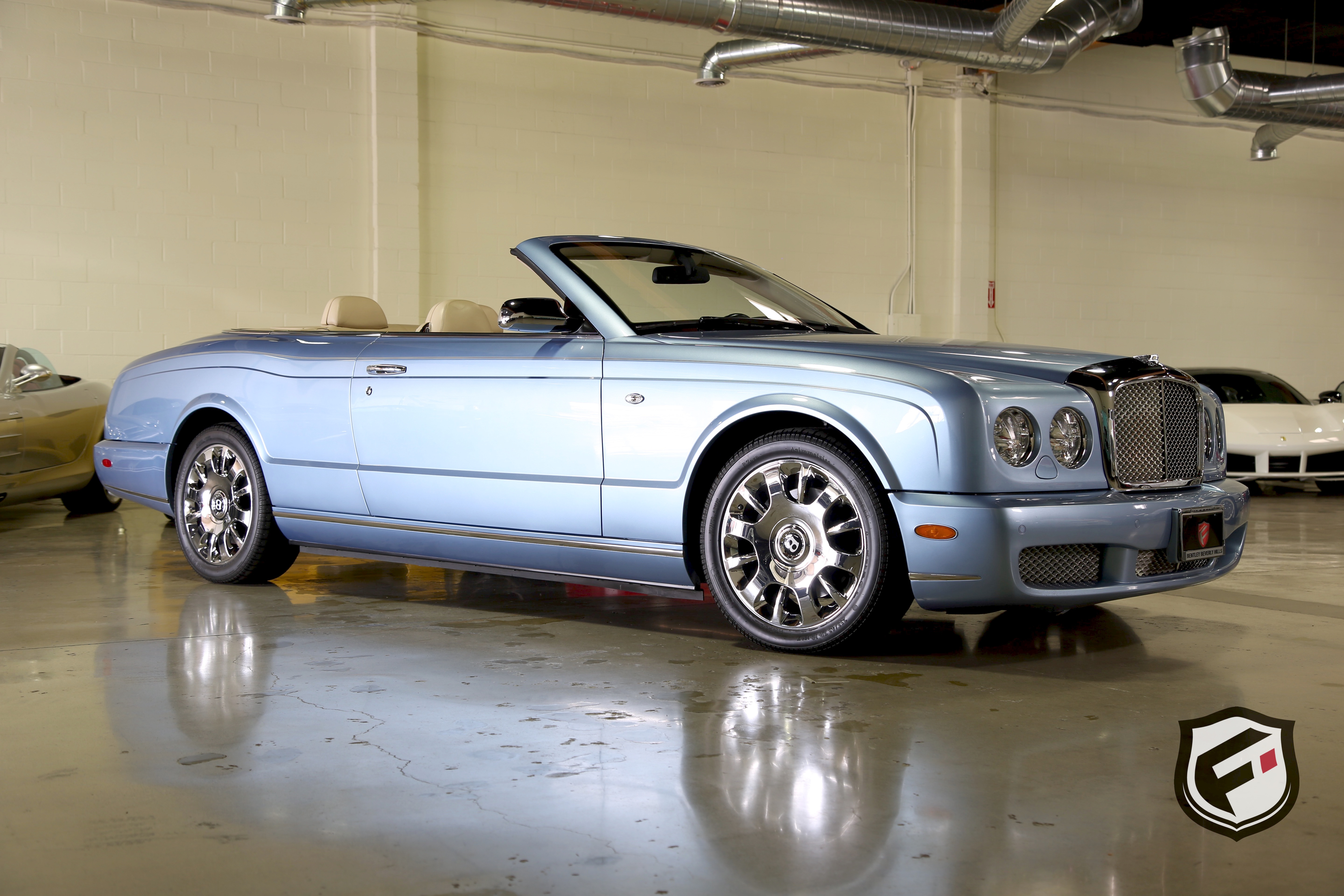 Used 2008 Bentley Azure | For Sale! – Auto-Hype
