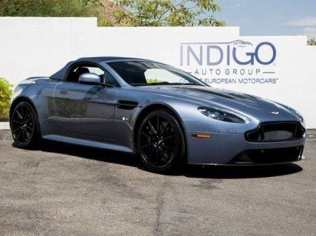 2017 Aston Martin V12 Vantage S Roadster