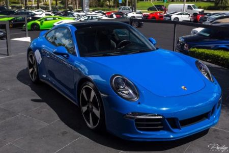 2016 Porsche 911 Carrera GTS CLUB