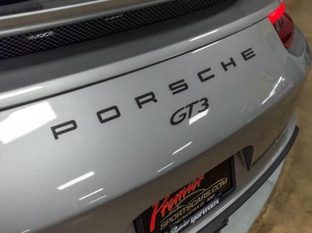 2018 Porsche 911 GT3 (Manual)