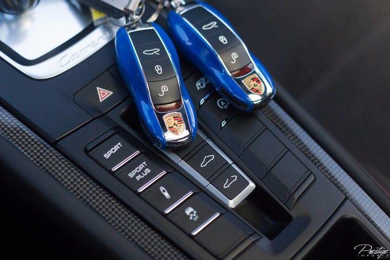 2016 Porsche 911 Carrera GTS CLUB