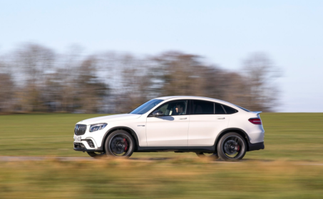 2018 Mercedes-AMG GLC63 S Coupe