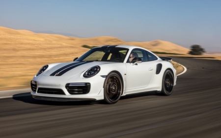 2018 Porsche 911 Turbo S Exclusive