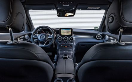 2018 Mercedes-AMG GLC63 S