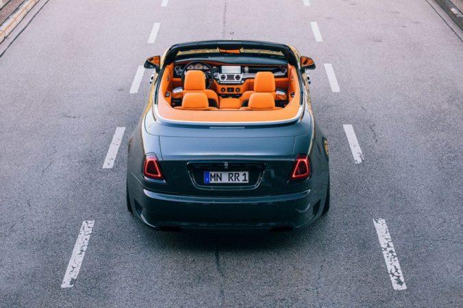 Spofec Overdose Rolls Royce Dawns