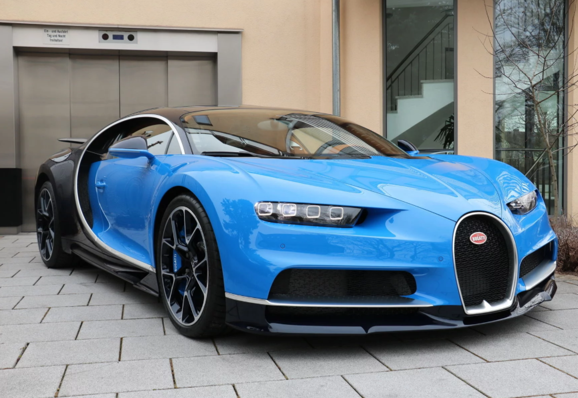 used 2017 bugatti chiron | for sale in germany! – auto-hype