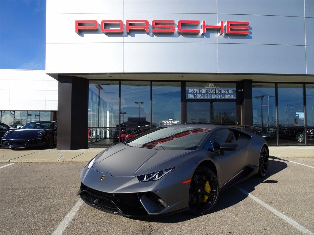 Porsche Kings Auto Mall >> Used 2018 Lamborghini Huracan Performante | For Sale! | Auto-Hype